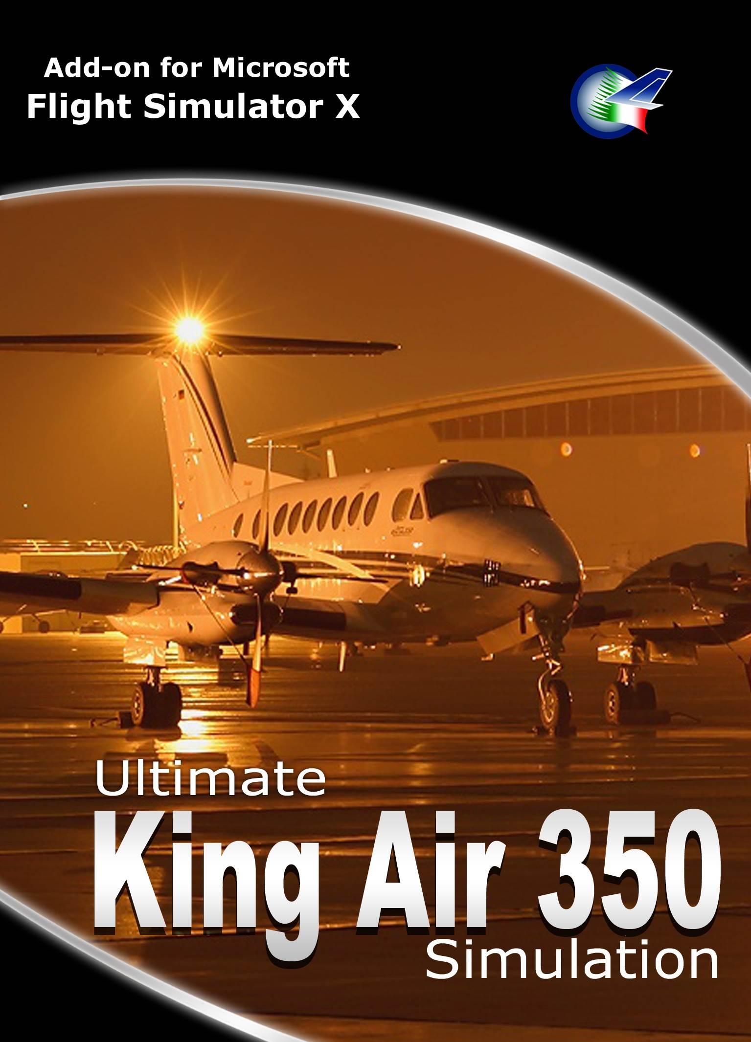 Ultimate King Air 350 Simulation