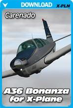 Carenado A36 Bonanza for X-Plane