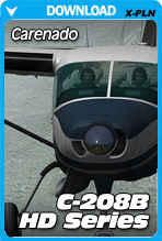 Carenado C208B HD Series for X-Plane