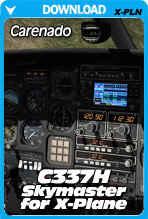 Carenado Cessna 337 Skymaster for X-Plane