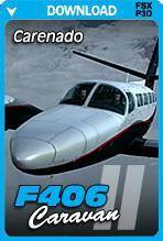 F406 Cessna Caravan II HD Series (FSX/P3D)