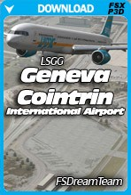 Geneva Cointrin International Airport (LSGG)