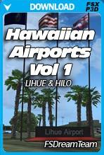 Hawaiian Airports Volume 1