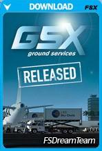 GSX Ground Services For FSX/P3D
