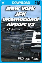 New York JFK International Airport V2 (KJFK)