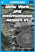 New York JFK International Airport V1 (KJFK)
