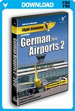 German Airports 2 - 2012 (FSX+FS2004)