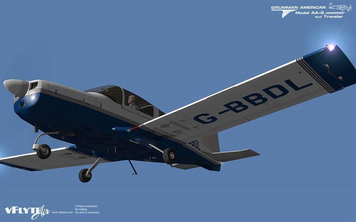 Grumman Traveler for X-Plane