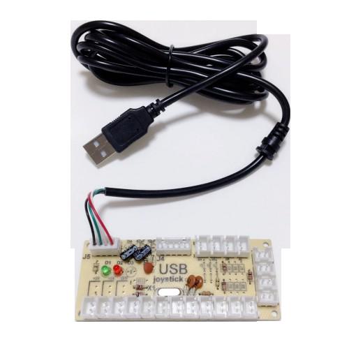 DIY USB Interface Circuit IO Card Set