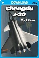 Chengdu J-20 Black Eagle