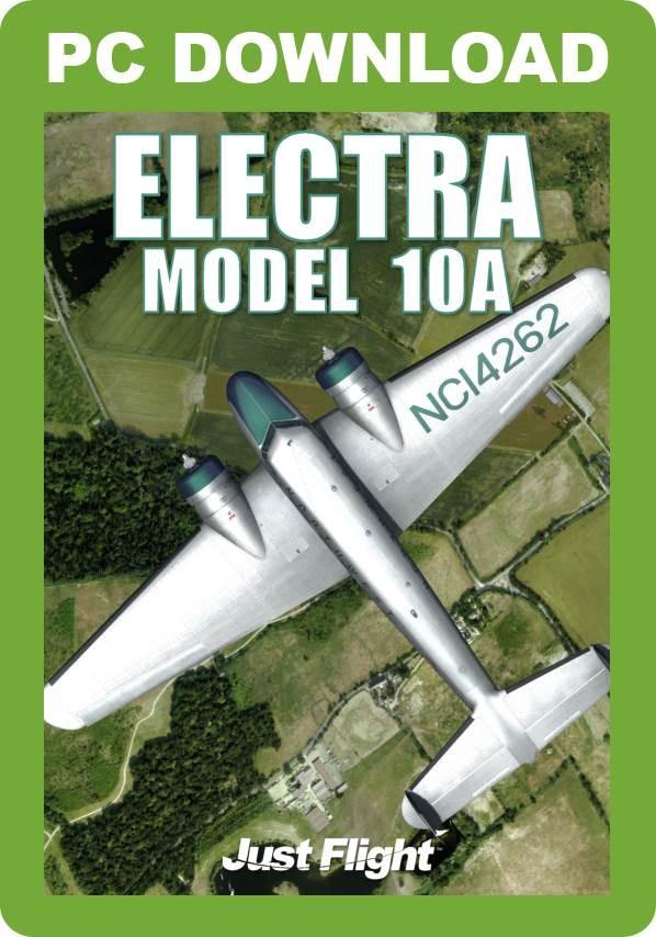 Electra Model 10a (FSX/P3D)