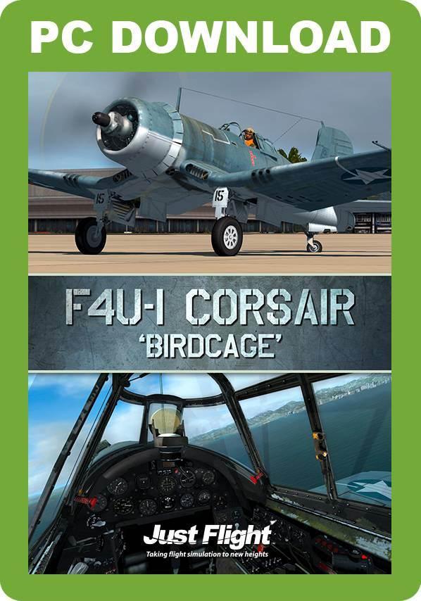 F4U-1 Corsair 'Birdcage'