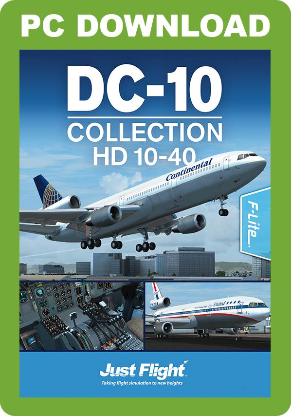 DC-10 Collection HD 10-40