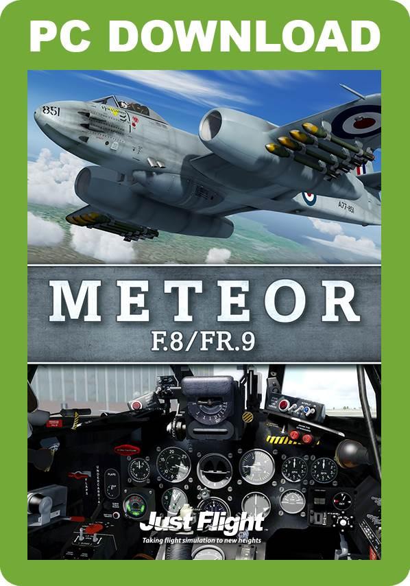Meteor F.8/FR.9