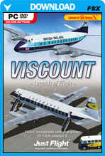 Viscount - Legends Of Flight