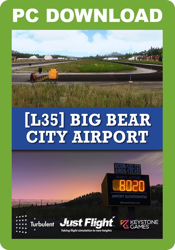 L35 Big Bear City Airport (FSX/P3D)