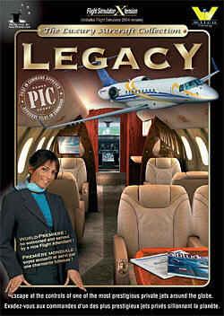 Embraer Legacy