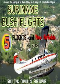 Suriname Bush Flight