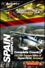 MegaSceneryEarth 2.0 - Spain Complete