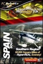 MegaSceneryEarth 2.0 - Spain South