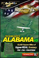 MegaSceneryEarth 3 - Alabama