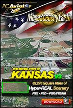 MegaSceneryEarth 3 - Kansas