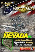 MegaSceneryEarth 3 - Nevada