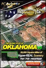 MegaSceneryEarth 3 - Oklahoma