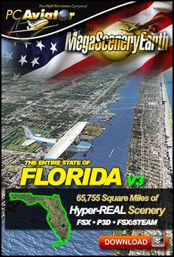 MegaSceneryEarth 3 - Florida