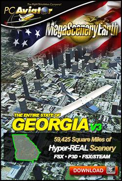 MegaSceneryEarth 3 - Georgia