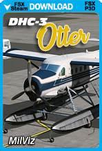 MilViz DHC-3 Otter