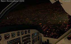 Night Environment 2010 (FS2004)