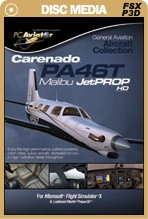 General Aviation Aircraft Collection: PA46T Malibu Jetprop HD Series
