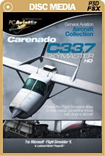 General Aviation Aircraft Collection: C337 Skymaster HD Series