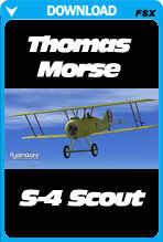 1918 Thomas Morse Scout