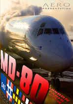 SAS MD80 DVD