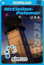 McClellan-Palomar Airport KCRQ (FSX+P3D)