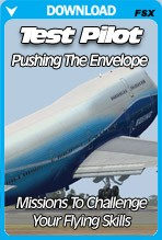 Test Pilot - Pushing The Envelope