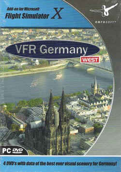VFR Germany 1 - West