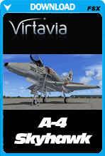 A-4 Skyhawk (FSX)