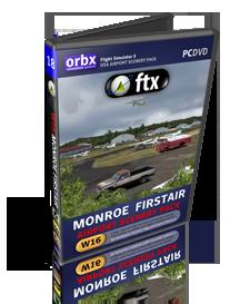 FTX Monroe Firstair Airport (W16)