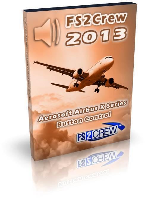 FS2Crew: Aerosoft Airbus X Button Control
