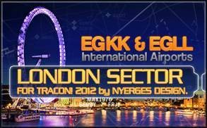 London sector for Tracon! 2012