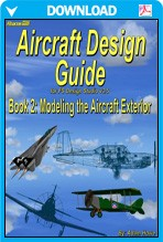 Aircraft Design Guide Book 2 - Modeling The Exterior