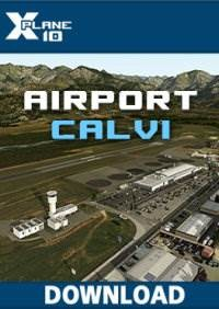 Airport Calvi For X-Plane