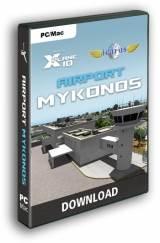 Airport Mykonos (X-Plane)