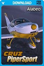Alabeo Cruz PiperSport (FSX+P3D)