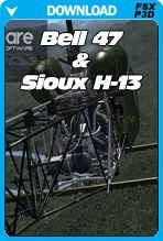 Bell 47G & Sioux H-13