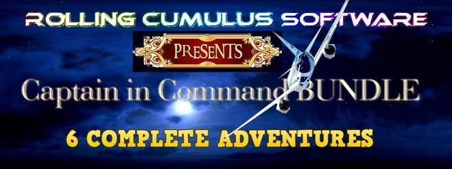 Captain In Command - Bundle Series 1