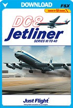 DC-8 Jetliner Series 10-40